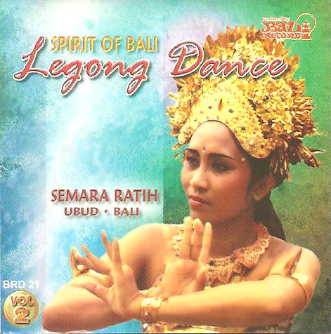 SR spirit of Bali - Legong Dance BRD 21